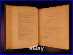 1851 1ed Schoolcraft Indian Tribes Illustrated Native American Creek Languages