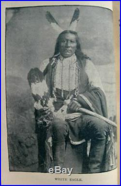 1891 INDIAN WARS HORRORS Wild West Sioux SITTING BULL U. S. Army CUSTER Cavalry