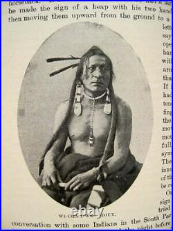 1903 SAVAGE INDIANS American Indian Wars CAVALRY US Army CUSTER MASSACRE Photos
