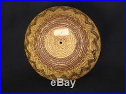 A Nice Kawaiisu Polychrome Treasure Basket, Native American Indian, c. 1900