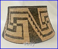A SUPER Native American Indian Basket (Pima Akimel O'odham)