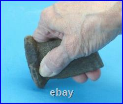 Ancient Paleo Indian Native American Stone Tool Unique Hand Crafted Artifact