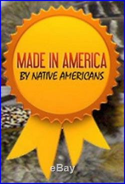 Authentic Handmade Shoshone Indian Native American Buckskin WAR Shirt