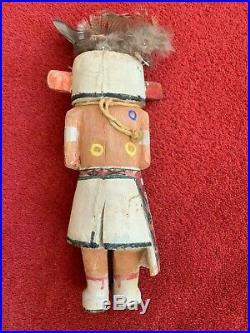 Authentic Vintage Antique Hopi Kachina Doll Native American Southwest Indian