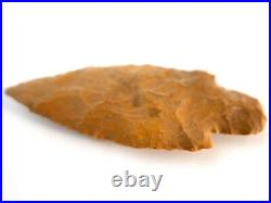 Copiah County Mississippi ARROWHEAD Native American Indian Artifact