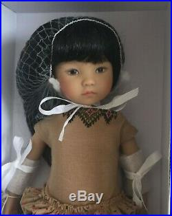 Dianna Effner LITTLE DARLING ANA Indian Girl 13 UFDC Convention 2014 MINT Box