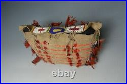 Fine Native American Indian Plains Teepee Possible bag