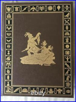 History of the Indian Tribes of United States, Schoolcraft, EASTON PRESS, 6 Vols