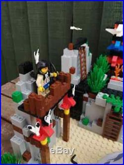 LEGO River Rapid Village Western Set 6766 Native American