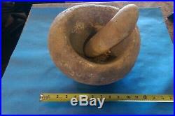 Minot-YoKut Indians California Mortar and Pestle