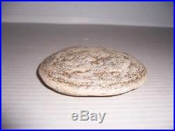 Native American Indian Artifact Game Stone