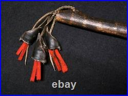 Native American Pipe Tomahawk with pendant Plains Indian -1880-1920