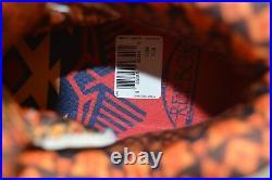 New Reebok Court Victory Pump Cowboys & INDIANS Pack Khaki/Navy/Red rare sz 10.5