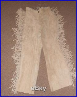 REDUCED vintage Native American Red Indian costume