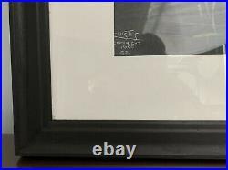 RRP £1000 Eichholtz Weasel Tail Native American Indian Black & White Print
