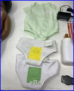 RealityWorks RealCare Baby 3. Tested! American Indian Female withAccessories A6