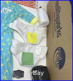 RealityWorks RealCare Baby 3. Tested! American Indian Male withAccessories A8
