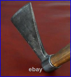 Tomahawk American Tacks Indian Native Handle Apache Axe Square Antique
