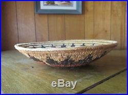 Vintage Native American Navajo Indian Wedding/Ceremonial Basket