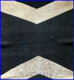 Vintage Navajo Rug Hopi Kilt Blanket