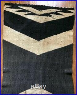 Vintage Navajo Rug Hopi Kilt Blanket Native American Indian Breech Cloth Weaving