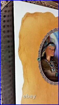 Wind Rider Barbie Doll Gold Label Exclusive Native American Indian